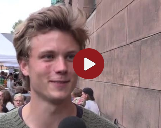 Video: Meet five new students at University of Copenhagen